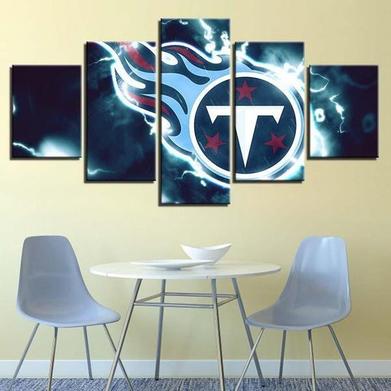 Wood Sports Wall Art Idea