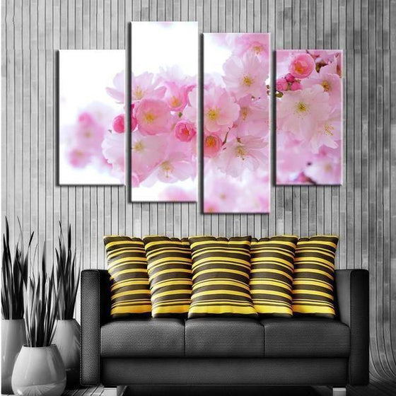 Yellow Flowers Wall Art Prints