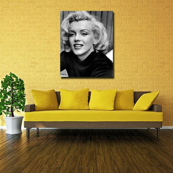 Young Marilyn Monroe Wall Art Ideas
