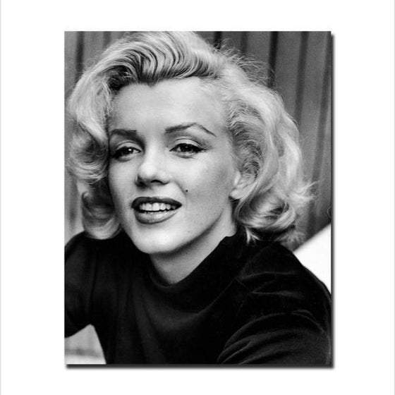 Young Marilyn Monroe Wall Art