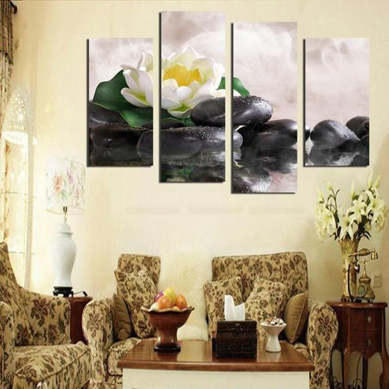Zen Garden Wall Art Canvases