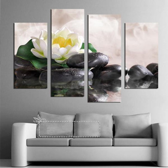 Zen Garden Wall Art Decor