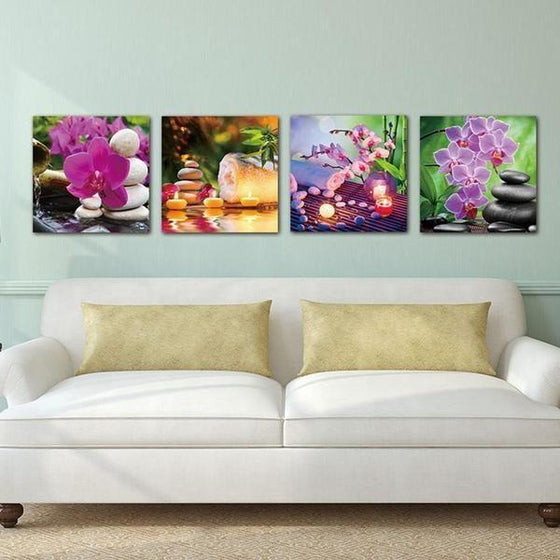 Zen Wall Art Canvas Prints