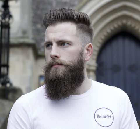 Why your haircut matters when you have a long beard