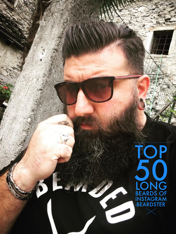 Top 50 Long Beards of Instagram