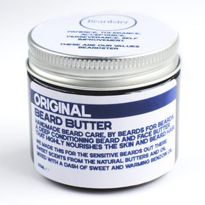 Original Face and Beard Butter - Beardster Beardcare
