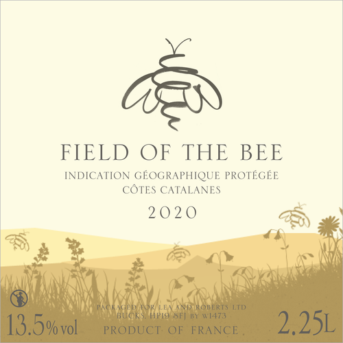 Domaine of the Bee 'Field of the Bee' 2020