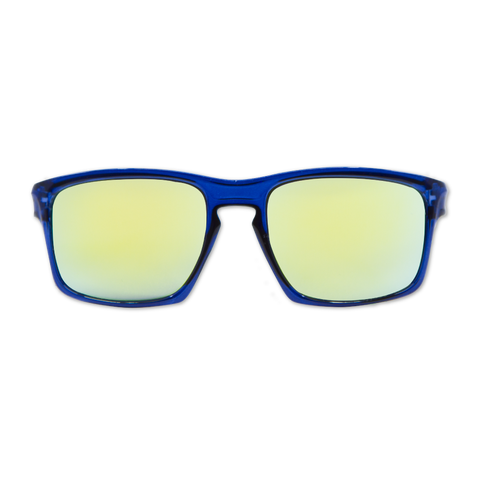 Elton Frank eyewear Curtiss Blue SISCAR EDITION