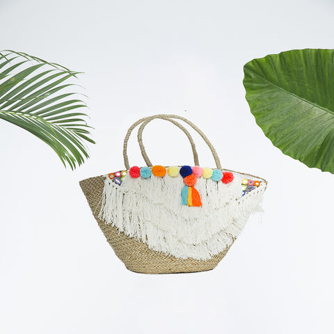 Beach Bag Mandala