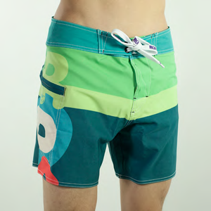 Gecko Strech Shorts - Rope shop
