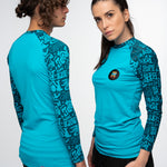 Rash guard rope