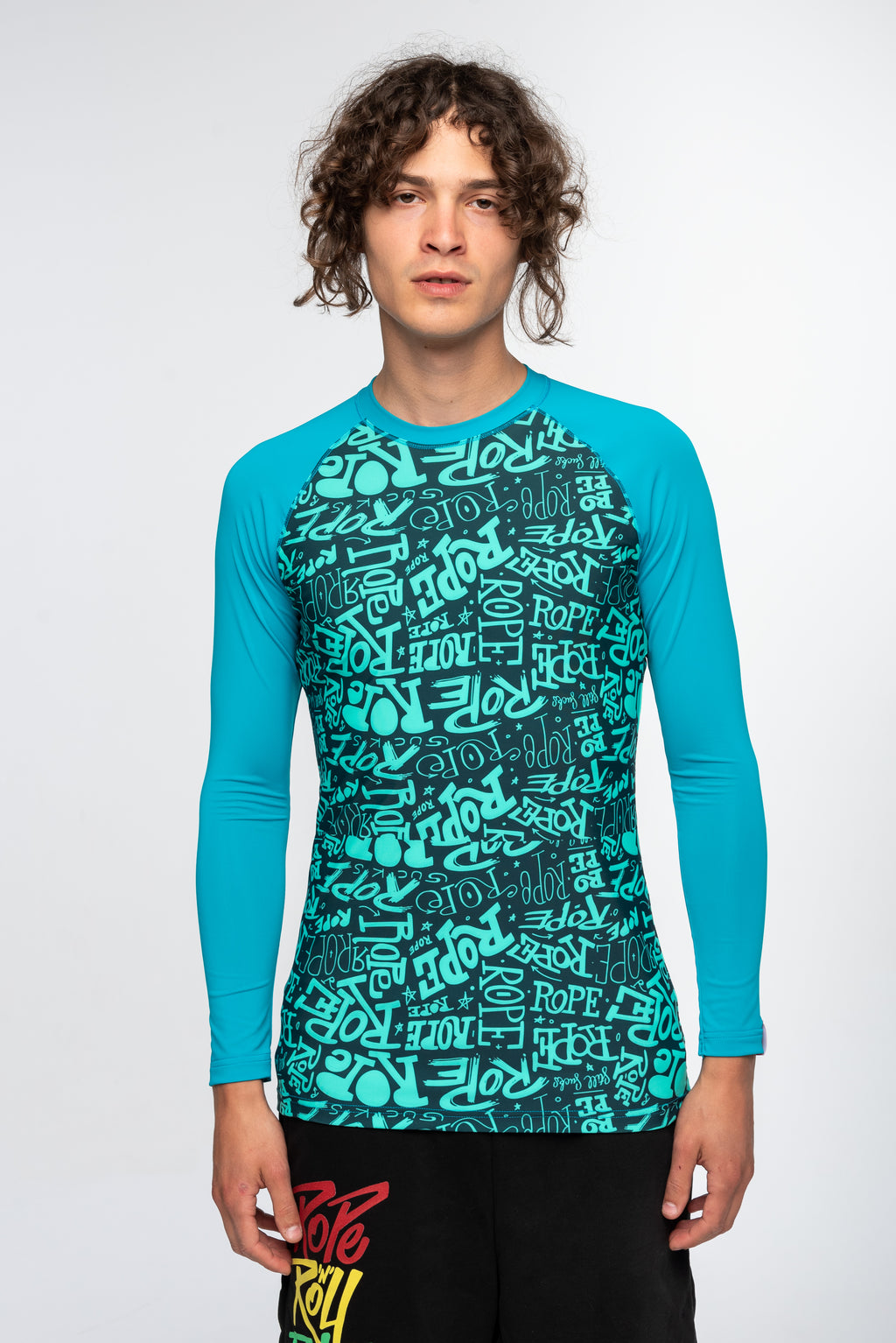 Rash guard rope 2