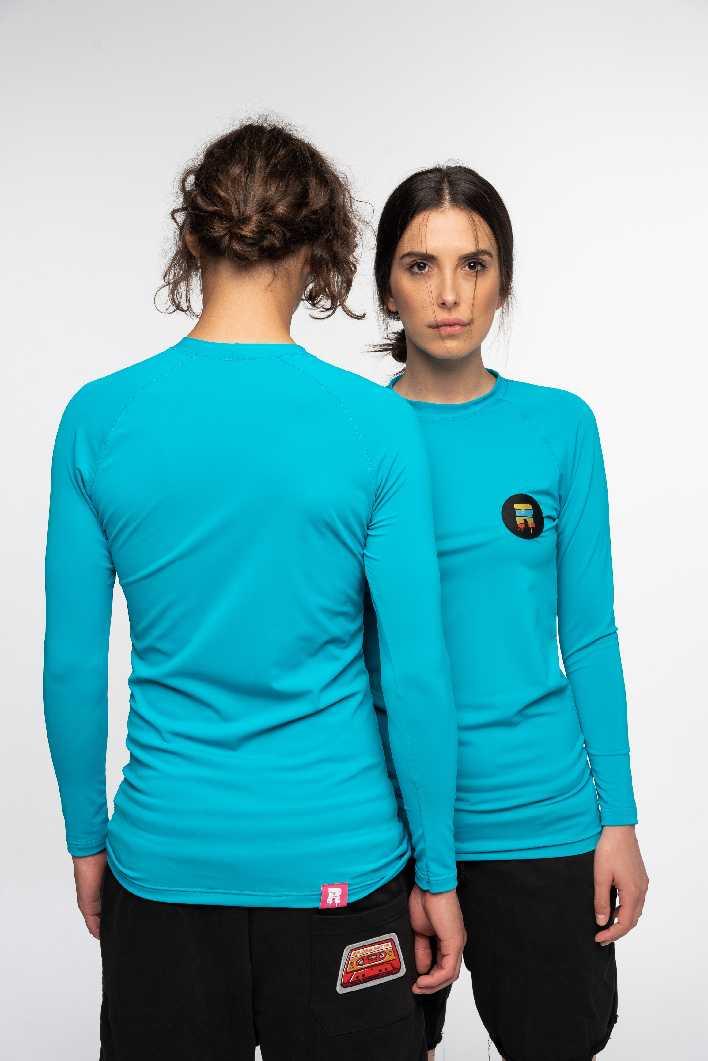 Rash guard rope basic.