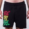 REBEL RASTA SHORTS