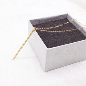 Necklace Hollow Girl Long Link Chain Square Copper Necklaces long Strip Jewelry for women:Simple Classic fashion