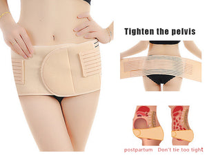 Postpartum Belly Band Pregnancy Belt Belly Belt Maternity Postpartum Bandage Band for Pregnant Women Shapewear Reducer