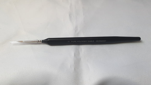 Size 2 Pure Kolinsky Sable Brush Made In Germany