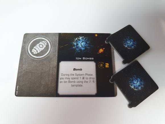 Ion Bombs Set