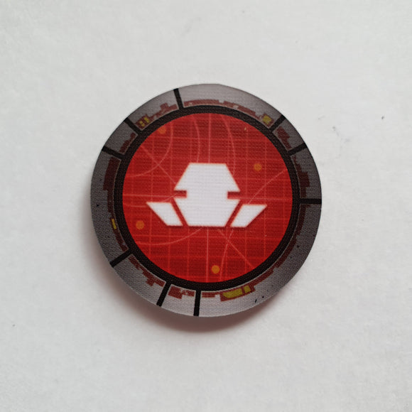 Order Token - Rebel Heavy