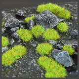 Bright Green (2mm) Small Tufts