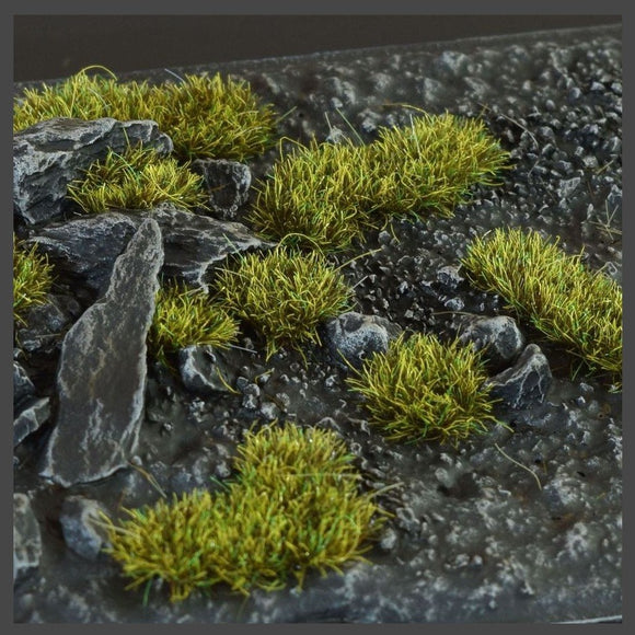 Dark Moss (2mm) Small Tufts