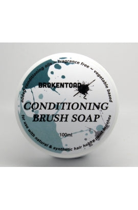 Conditioning Brush Soap