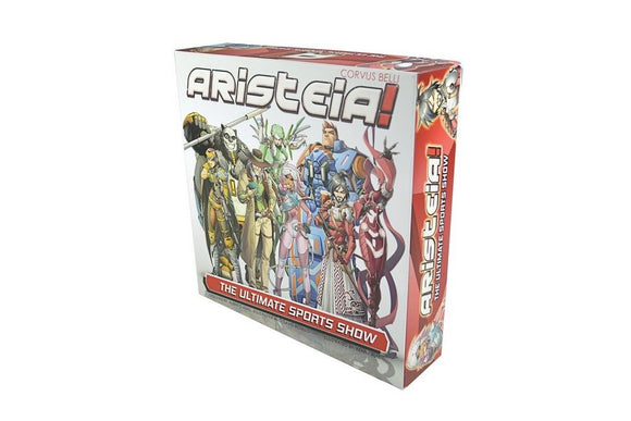 Aristeia! Core Set