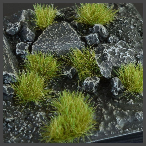 Dry Green (6mm) Small Tufts