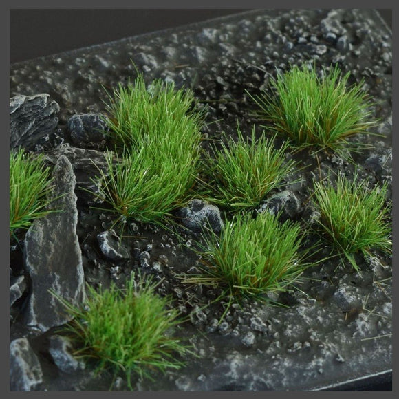 Strong Green (6mm) Wild Tufts