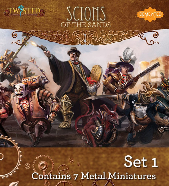 Scions of the Sands Starter Box 1