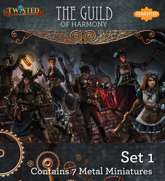 The Guild of Harmony Starter Box 1