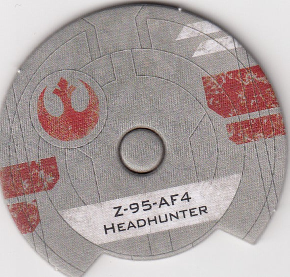Z-95-AF4 Headhunter (Rebel Dial)