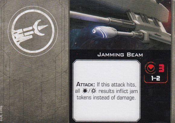 Jamming Beam