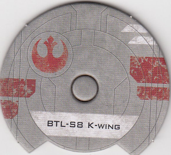 BTL-S8 K-Wing (Rebel Dial)