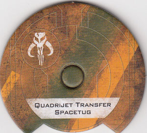Quadrijet Transfer Spacetug (Scum Dial)