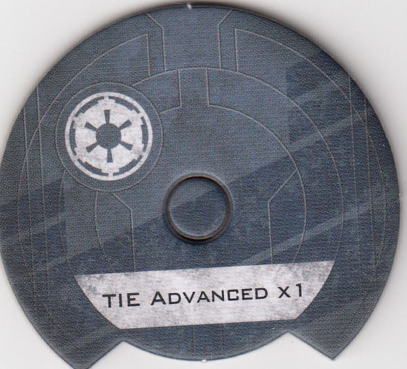 Tie Advanced x1 (Galactic Empire Dial)