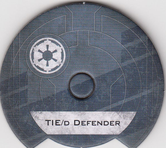 Tie/D Defender (Galactic Empire Dial)