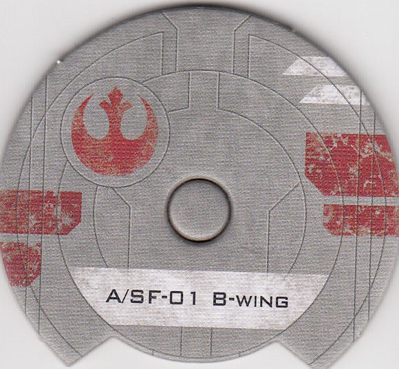 A/SF-01 B-Wing (Rebel Dial)