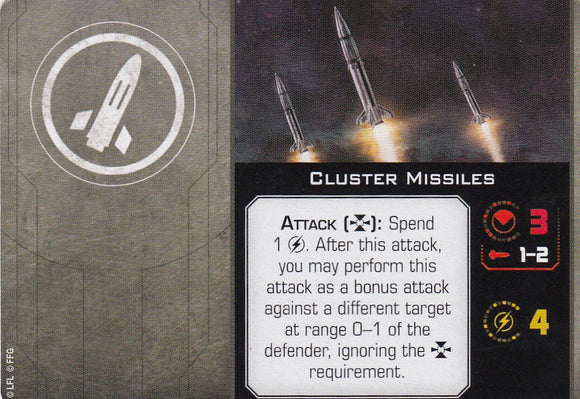 Cluster Missiles