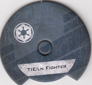 Tie/LN Fighter (Galactic Empire Dial)