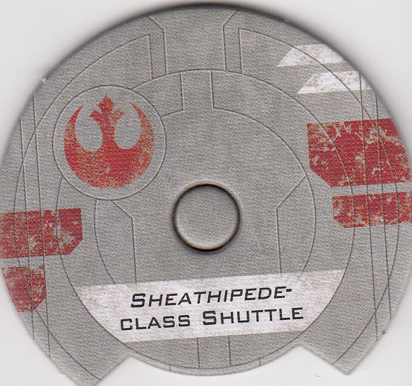 Sheathipede-Class Shuttle (Rebel Dial)