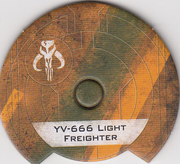 YV-666 Light Freighter (Scum Dial)