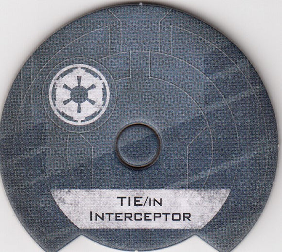 Tie/IN Interceptor (Galactic Empire Dial)
