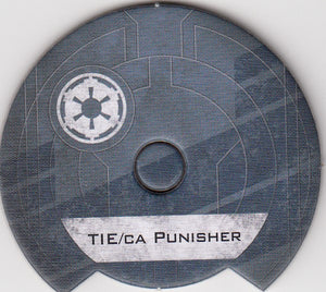 Tie/CA Punisher (Galactic Empire Dial)