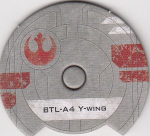 BTL-A4 Y-Wing (Rebel Dial)