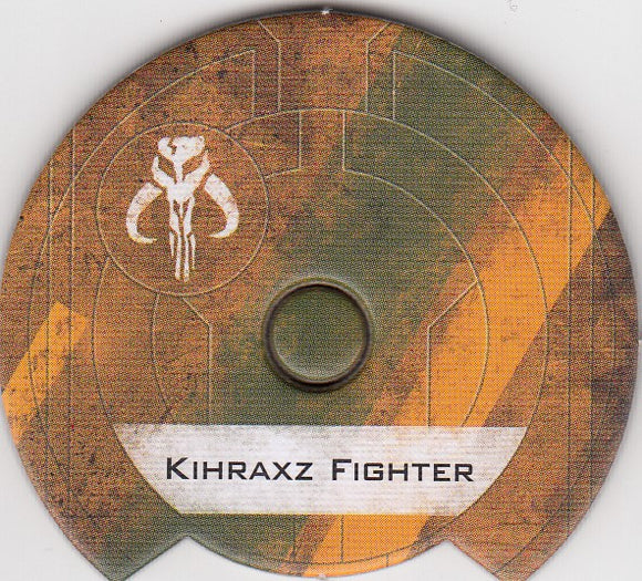Kihraxz Fighter (Scum Dial)