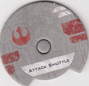 Attack Shuttle (Rebel Dial)