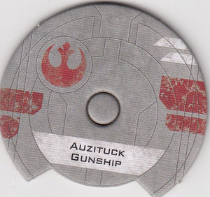 Auzituck Gunship (Rebel Dial)