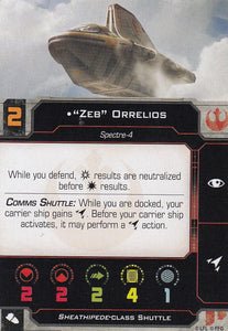 Zeb Orrelios (sheath)