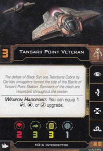 Tansarii Point Veteran
